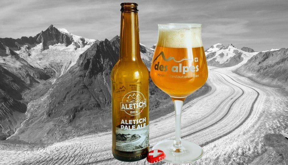 AletschBier Aletsch Pale Ale